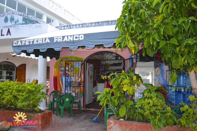 Playa El Cortecito-cafe