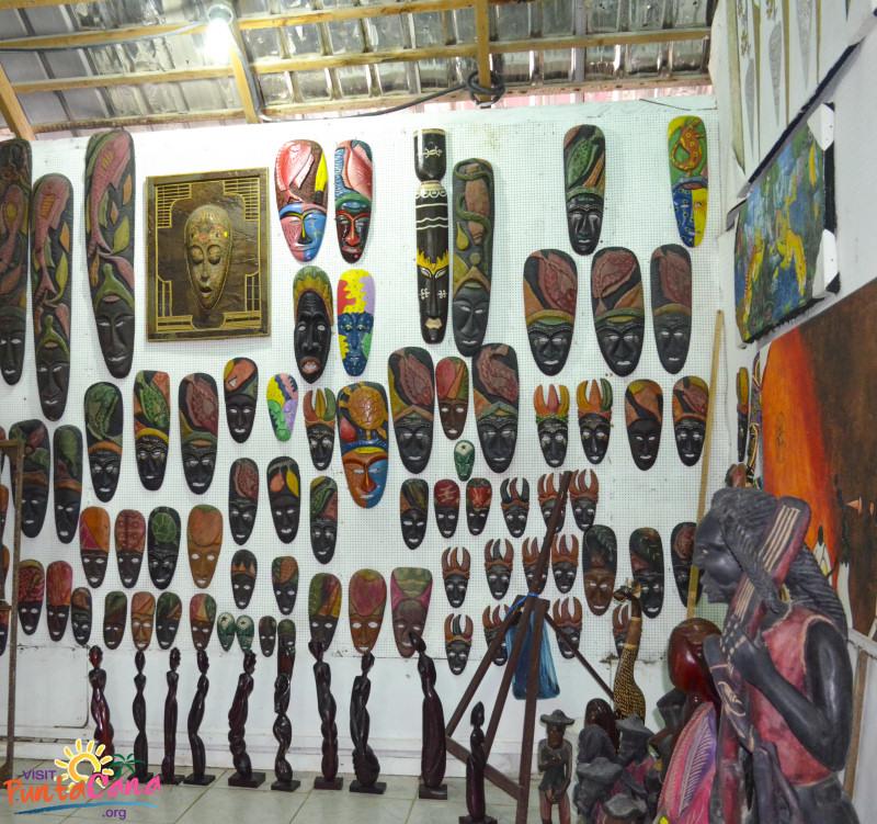 Playa El Cortecito-masks