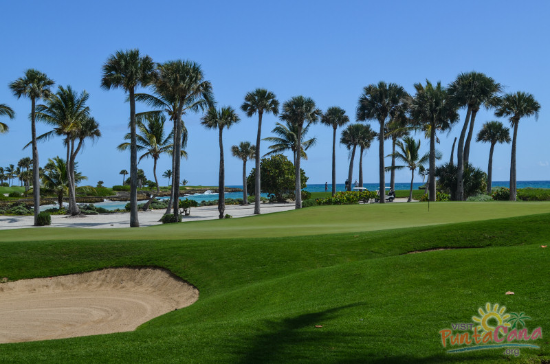 punta cana golf course